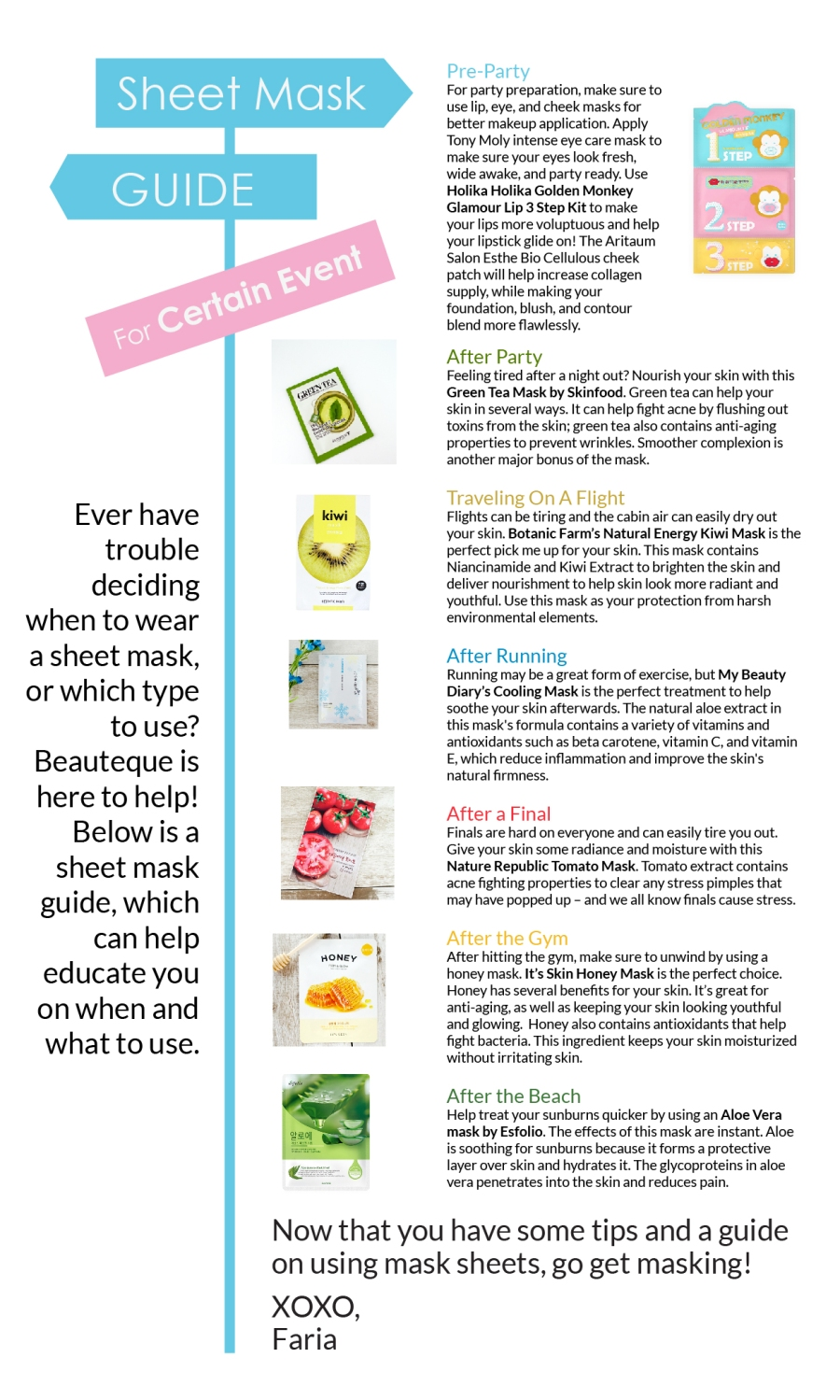 NewsletterV5_9.Sheet Mask Guide
